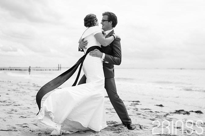 zwart wit trouwreportage