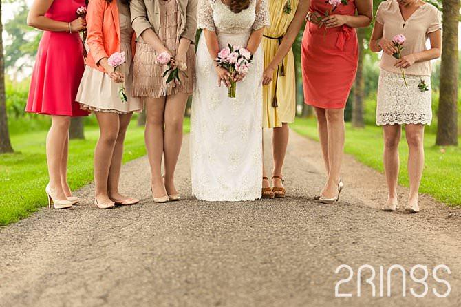 vintage trouwreportage