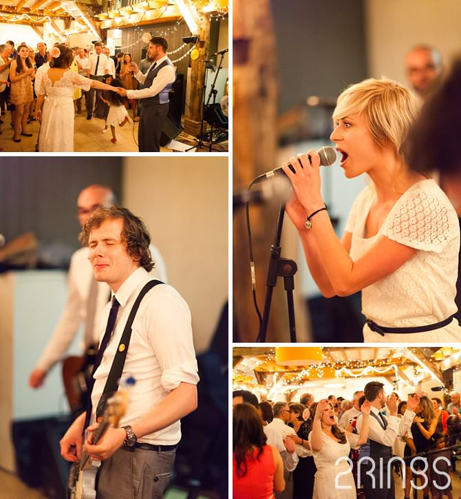 vintage weddingfeest
