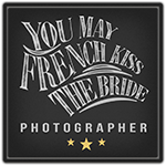 Logo French Kiss The Bride